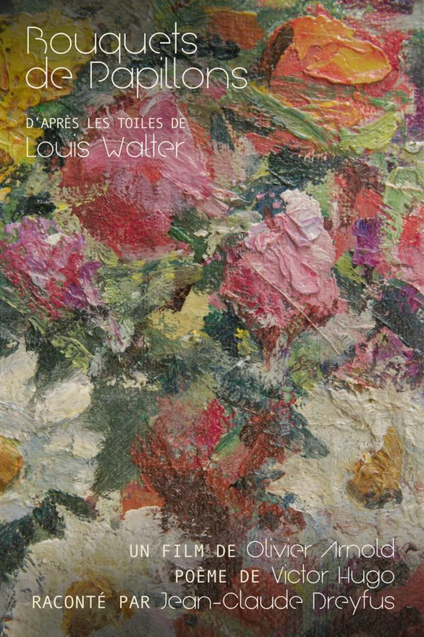 Affiche : Bouquets de papillon (Réalisation : Olivier Arnold)