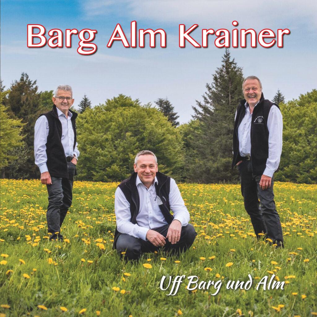 Barg Alm Krainer 1 Livret 1