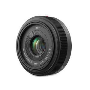 Objectif photo Panasonic 20mm F/1.7 Pancake
