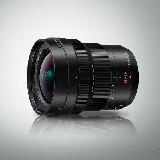 Panasonic Leica H-E08018E
