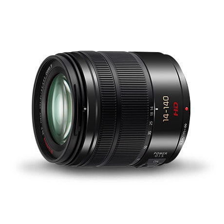 Objectif photo Panasonic 14-140mm f/3.5-5.6