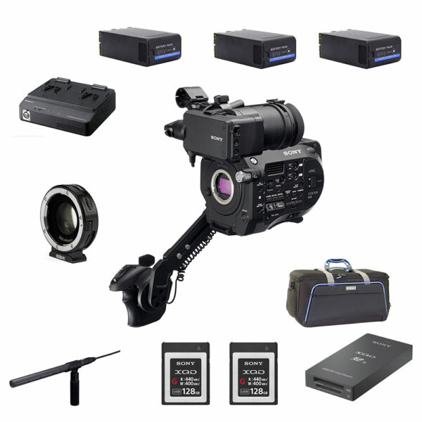 Sony FS7 Pack Basique