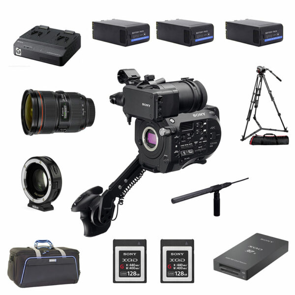Sony FS7 Pack Tournage 1