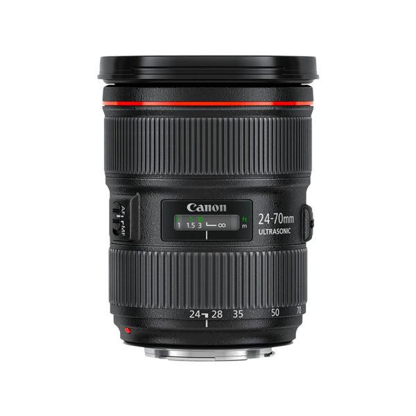 Canon EF 24-70mm- f/2.8