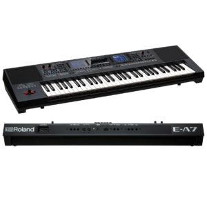 Clavier arrangeur Roland E-A7