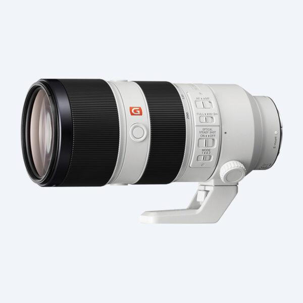 Location objectif Sony FE 70-200 mm F2.8 GM OSS Master