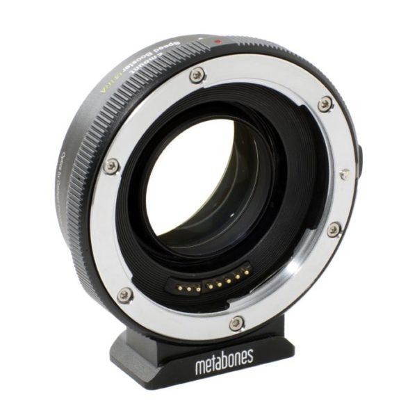 Bague d'adaptation pour objectif Canon EF vers Sony E-mount