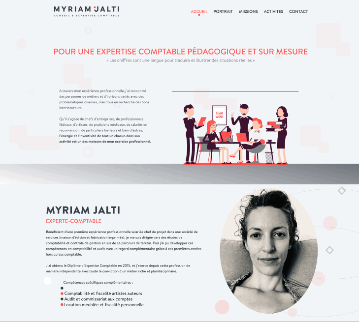 myriam jalti screenshot