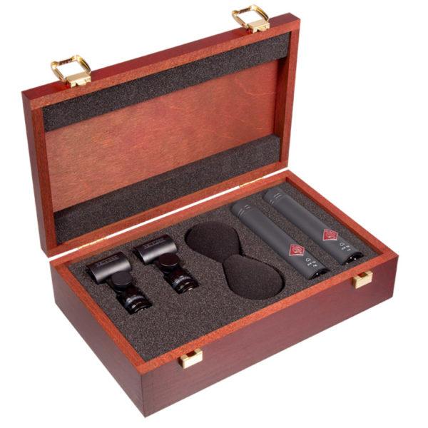 Neumann KM184mt Stereo Set