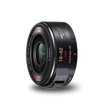 Objectif motorisé Panasonic 14-42mm f/3.5-5.6