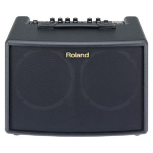 Location Roland AC-60 amplificateur acoustique (face avant)