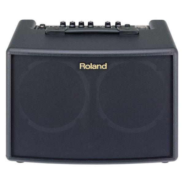 Location Roland AC-60 amplificateur acoustique (face avant)