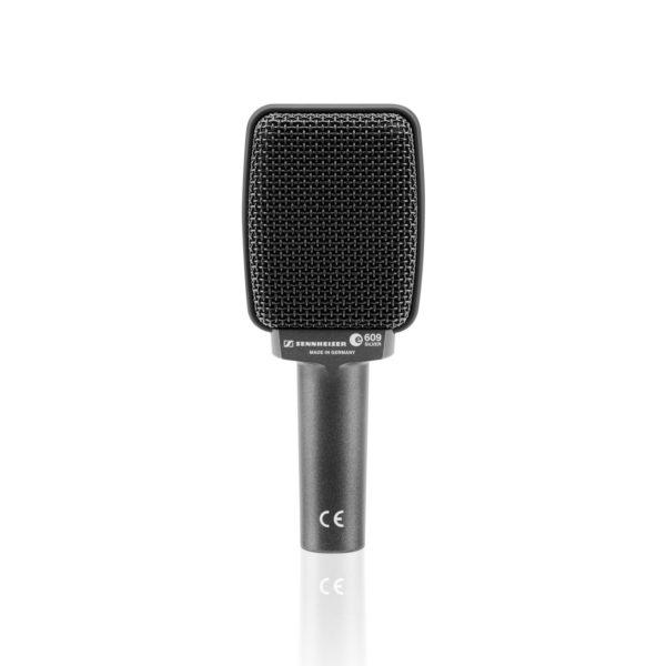 Sennheiser e 609 : micro pour instruments