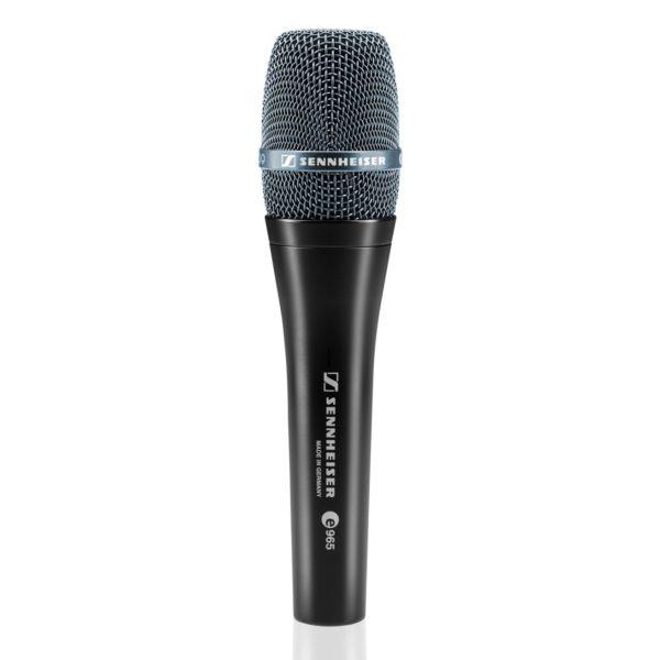 Sennheiser e965 : micro chant à main