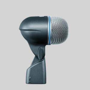 Shure Beta 52A : micro pour grosse caisse