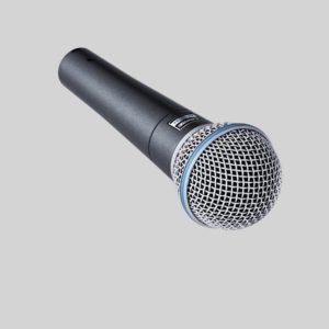 Shure Beta 58A : micro dynamique pour voix